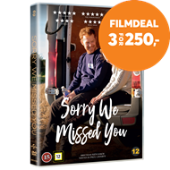 Produktbilde for Sorry We Missed You (DVD)