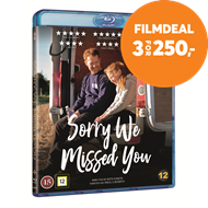 Produktbilde for Sorry We Missed You (BLU-RAY)