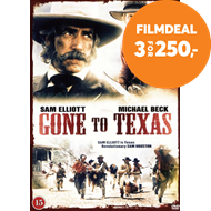 Produktbilde for Gone To Texas (DVD)