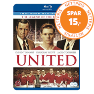 Produktbilde for United (BLU-RAY)