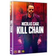 Produktbilde for Kill Chain (DVD)