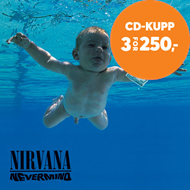 Produktbilde for Nevermind - 20th Anniversary Edition (Remastered) (CD)