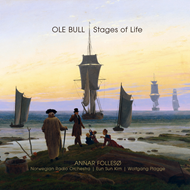 Produktbilde for Ole Bull - Stages Of Life (SACD-Hybrid + Blu-ray Audio)