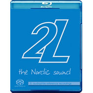 Produktbilde for 2L - The Nordic Sound (SACD-Hybrid + Pure Audio Blu-ray)