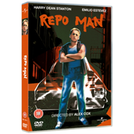 Produktbilde for Repo Man (UK-import) (DVD)