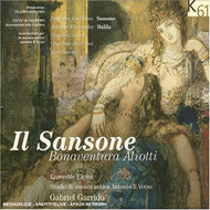Produktbilde for Aliotti: Sansone Il (CD)