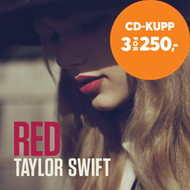 Produktbilde for Red (CD)