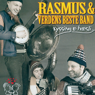 Produktbilde for Kyssing E Hæslig (CD)