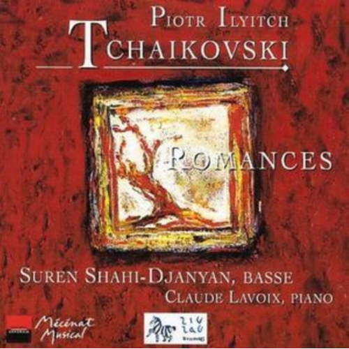 Tchaikovsky: Romances (CD)