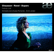 Produktbilde for Chausson; Duparc; Ravel: Orchestral Songs (CD)