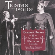 Produktbilde for Wagner: Tristan and Isolde (USA-import) (CD)