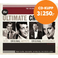 Produktbilde for The Ultimate Crooners (2CD)