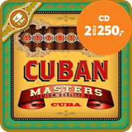 Produktbilde for Cuban Masters (3CD)