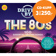 Produktbilde for Driven By The 80s (5CD)
