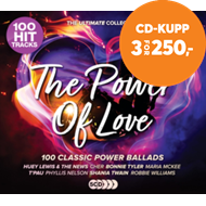 Produktbilde for The Power Of Love - Ultimate Soft Rock (5CD)