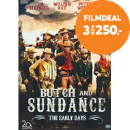 Produktbilde for Butch And Sundance: The Early Years (DVD)