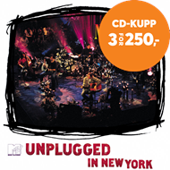 Produktbilde for MTV Unplugged In New York (CD)