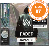 Produktbilde for Faded - Japan EP (Japan import) (CD)