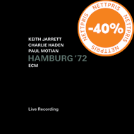 Produktbilde for Hamburg 72 (CD)