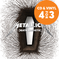 Produktbilde for Death Magnetic (VINYL - 2LP)