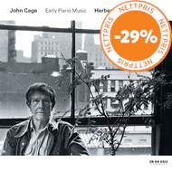 Produktbilde for Cage: Early Piano Works (CD)