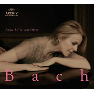 Produktbilde for Anne Sofie Von Otter - Bach Arias (UK-import) (CD)