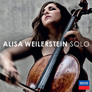 Produktbilde for Alisa Weilerstein - Solo (CD)
