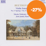 Produktbilde for Beethoven: Violin Sonatas (CD)
