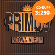Produktbilde for Brown Album (CD)