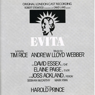 Produktbilde for Evita - Original London Cast Recording (UK-import) (CD)