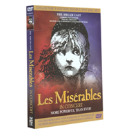 Produktbilde for Les Miserables In Concert - Collector's Edition (UK-import) (DVD)