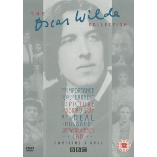 The Oscar Wilde Collection (UK-import) (DVD)