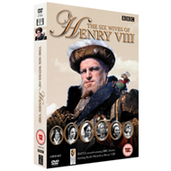 Produktbilde for The Six Wives Of Henry The VIII (UK-import) (DVD)