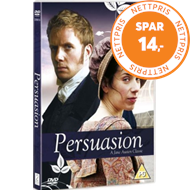 Produktbilde for Persuasion (2007) (UK-import) (DVD)