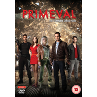 Produktbilde for Primeval - Sesong 4 (UK-import) (DVD)