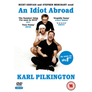 Produktbilde for Karl Pilkington: An Idiot Abroad - Sesong 1 (UK-import) (DVD)