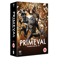 Produktbilde for Primeval - Komplett Sesong 1 - 5 (UK-import) (DVD)