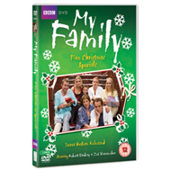 Produktbilde for Hvilket Liv! - Five Christmas Specials (UK-import) (DVD)