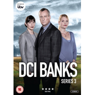 Produktbilde for DCI Banks - Sesong 3 (UK-import) (DVD)