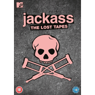 Produktbilde for Jackass - The Lost Tapes (UK-import) (DVD)