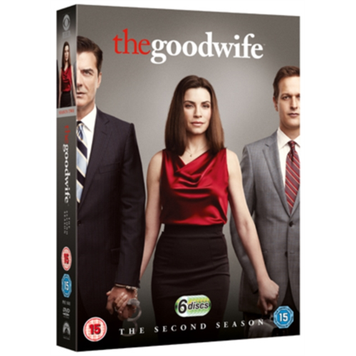 The Good Wife - Sesong 2 (UK-import) (DVD)
