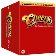 Produktbilde for Cheers - The Complete Series (UK-import) (DVD)