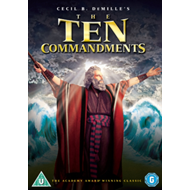 Produktbilde for The Ten Commandments (UK-import) (DVD)