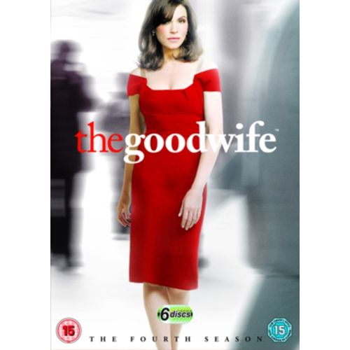 The Good Wife - Sesong 4 (UK-import) (DVD)