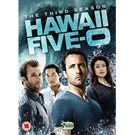 Produktbilde for Hawaii Five-O - Sesong 3 (UK-import) (DVD)