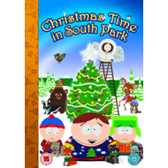 Produktbilde for Christmas Time In South Park (UK-import) (DVD)