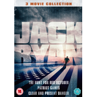 Produktbilde for The Jack Ryan Collection (UK-import) (DVD)