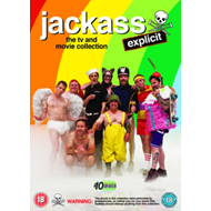 Produktbilde for Jackass - The Tv And Movie Collection (UK-import) (DVD)
