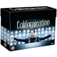Produktbilde for Californication - Complete Boxset (UK-import) (DVD)