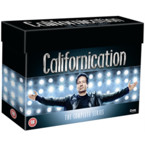 Californication - Complete Boxset (UK-import) (DVD)
